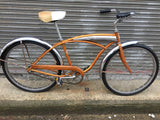 "SCHWINN AMERICAN TANK BIKE 24"" COPPERTONE"