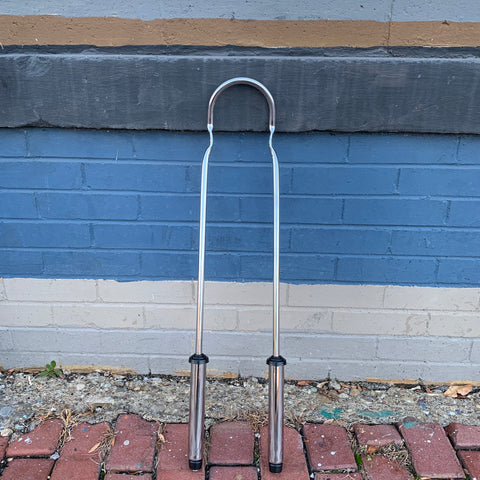 "SISSY BAR SHOCK 28"" FITS SCHWINN STING-RAY ORANGE KRATE LEMON PEELER & OTHERS"