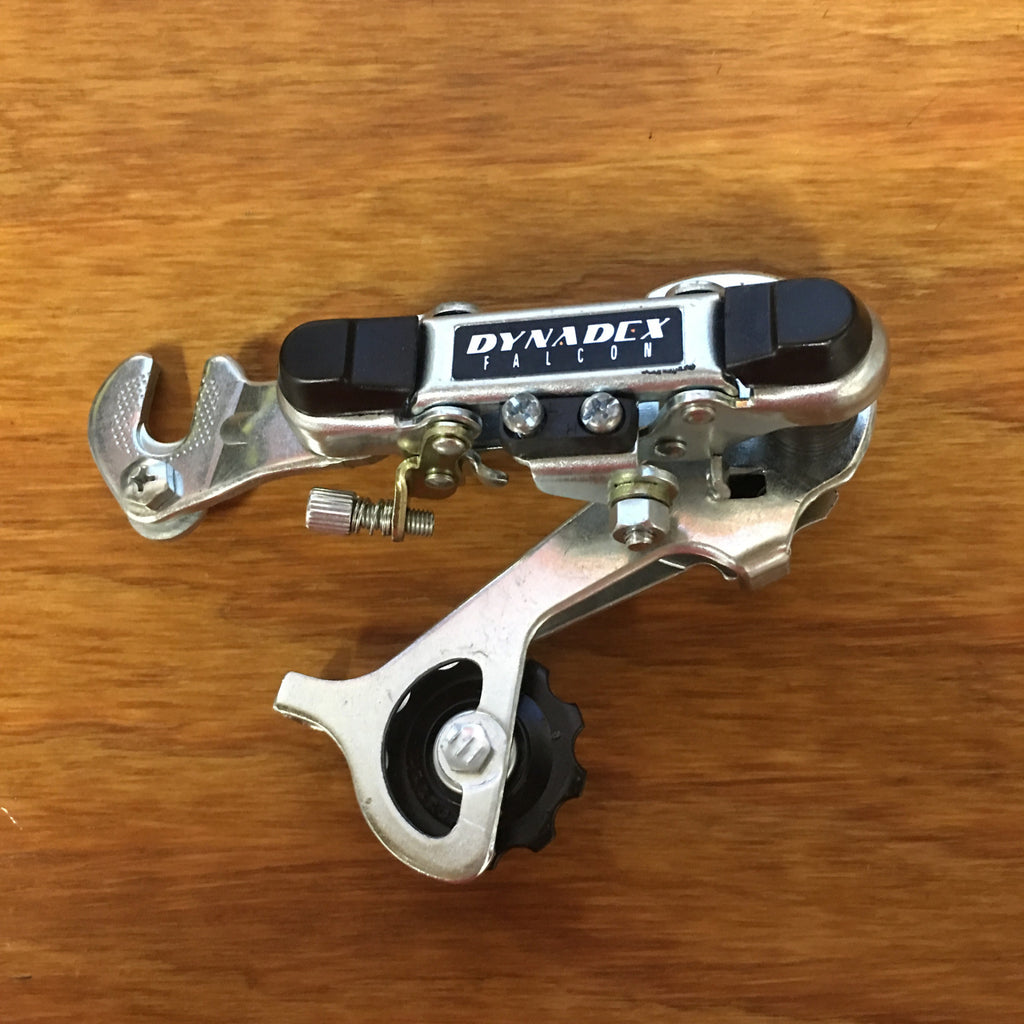 DYNADEX FALCON 5 OR 10 SPEED DERAILLEUR FIT MANY 60S, 70S GEAR BIKES