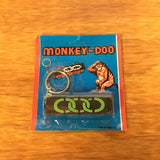 MONKEY-DOO NECK LACE KEY CHAINS COOLS