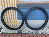 BICYCLE TIRES FIT SCHWINN PHANTOM WHIZZER MOTOR BIKES BRICK TREAD BALLOON BIKE