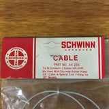 NOS SCHWINN APPROVED 3 SPEED STING-RAY STIK SHIFT CABLE