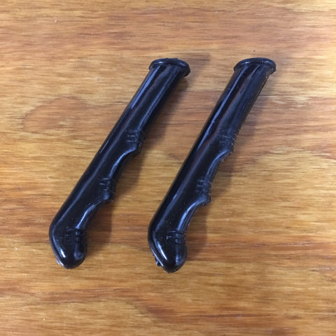 SCHWINN STINGRAY BLACK LEVER COVERS FASTBACK ROAD BIKES OTHERS