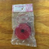 SCHWINN APPROVED HANDLE BAR TAPE SOLID RED FIT SCHWINN ROAD BIKES & OTHERS NOS