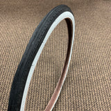 "PEUGEOT TIRE & FRENCH FOULDING BIKE 35-A 20 X 1-3/8"" 440 - 500 A RARE"