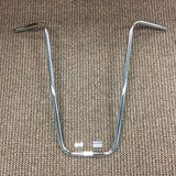 CHOPPER BICYCLE HANDLE BARS TALL WIDE APE HANGERS NEW