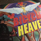 BICYCLE HEAVEN MUSEUM POSTER QUALITY
