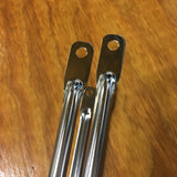 SCHWINN PHANTOM AUTOCYCLE REAR FENDER BRACE SET COMPLETE