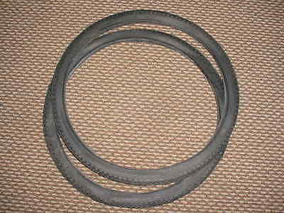 BICYCLE TIRES FIT SCHWINN STINGRAY FASTBACK 20 X 1/8 VINTAGE SAF-TEE NOS