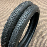 BICYCLE TIRES 18 X 1.75 BLACK WALL FIT MANY CHILDREN BIKES BMX & OTHERS NEW