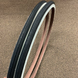 BICYCLE TIRES 27 X 1-1/4 WW FIT SCHWINN SUBURBAN CONTINENTAL ROAD BIKES & OTHERS
