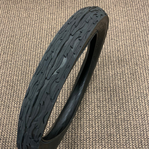 KENDA FLAME BICYCLE TIRE 20 X 3.0 JUMBO FLAME TREAD BRAND NEW