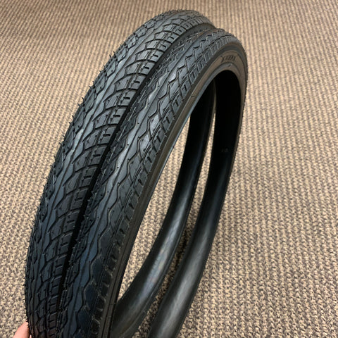 BICYCLE TIRES 22 X 1.75 FIT UNICYCLE SCHWINN OTHERS NEW
