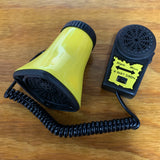BICYCLE SUPER SIREN HORN ALARM WITH MICROPHONE FUN WITH SAFTY
