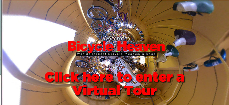 Bicycle Heaven Virtual Tour