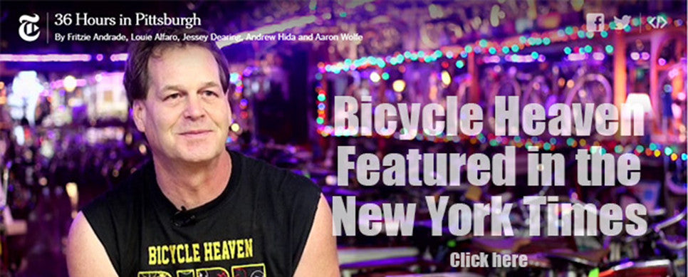 Bicycle Heaven New York Times