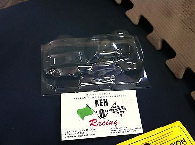 CHAMPION 301H 1/32 Clear '64 STINGRAY CORVETTE Body