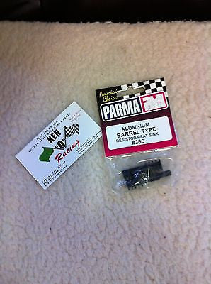Parma #366 Barrel Type Resistor Heatsink forTurboTypes