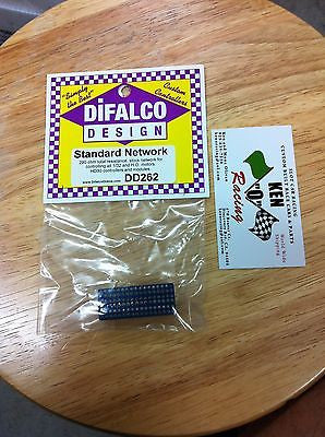 DiFalco DD262 Stn'd Resistor Network 290 Ohms Slow Response For HO & 1/32 Scale