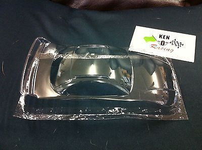 Parma #1035A 1/24 Scale COT CLEAR '08 Stock Car Body 4.0 W/B .007