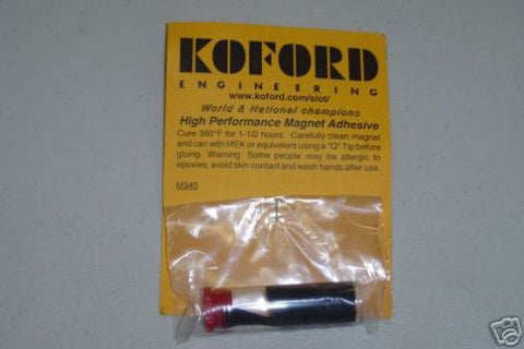 KOFORD M345 High Temp Magnet Adhesive