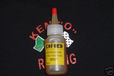 KOFORD 319 Heavy Viscosity Slot Car Tire Traction Compound