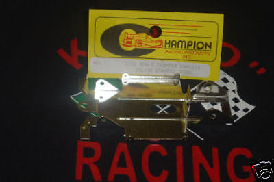 Champion 401 Thumper 1/32 Inline Steel Chassis