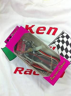 New Parma 264 Turbo 4 Ohm Slot Car Hand Controller With Clear Handles