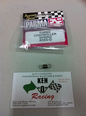 Parma #355G Turbo Controller Trigger return Spring