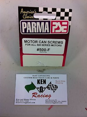 PARMA #500-F 4-Pack Parma 16-D & S16-D Motor Screws