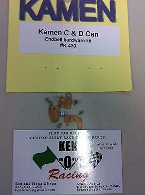 Camen K 430 C & D Can Endbell Hardware Kit