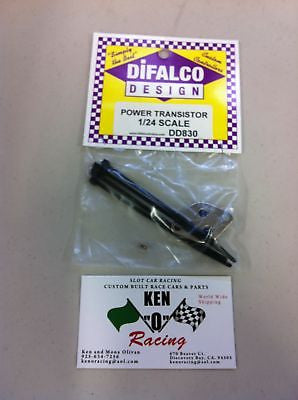 DiFalco #830 Power Transistor 1/24 Scale