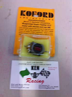 Koford 504D Super Feather G12 Motor W/ Can Ball Bearing and Shunts