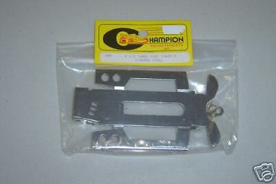 "CHAMPION # 430  Turbo 4.5"" W/B  Slot Car Chassis"