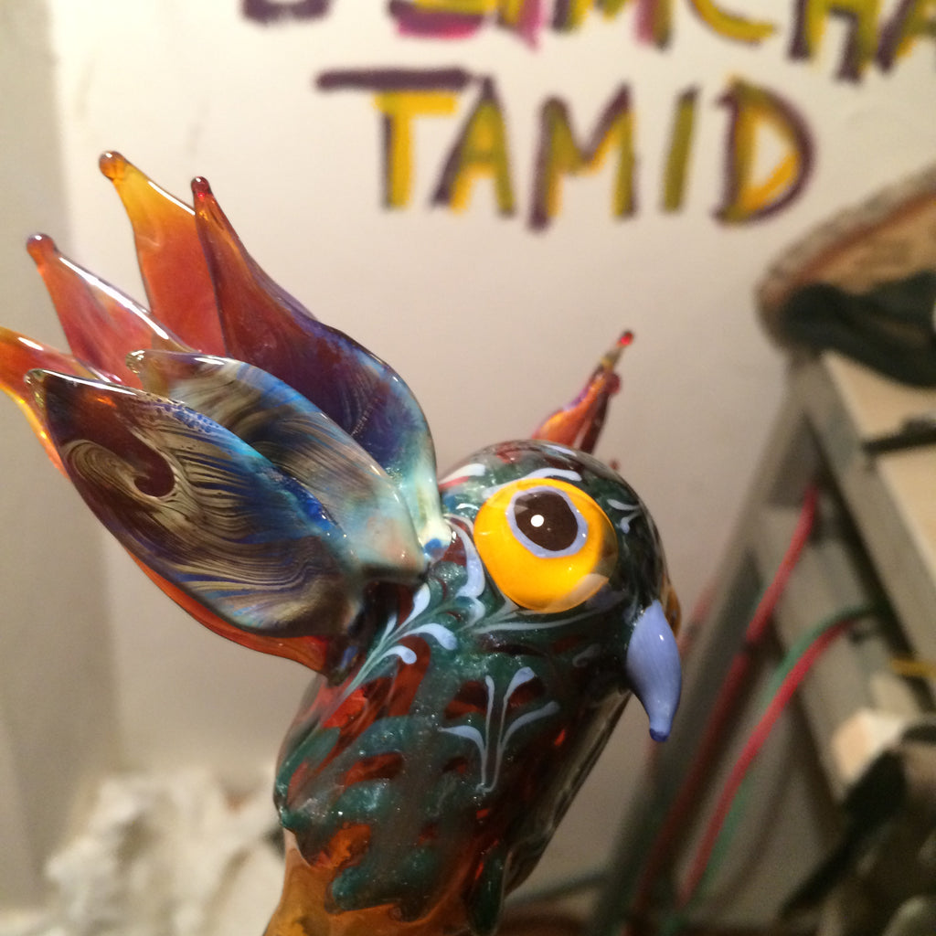 Glass Owl