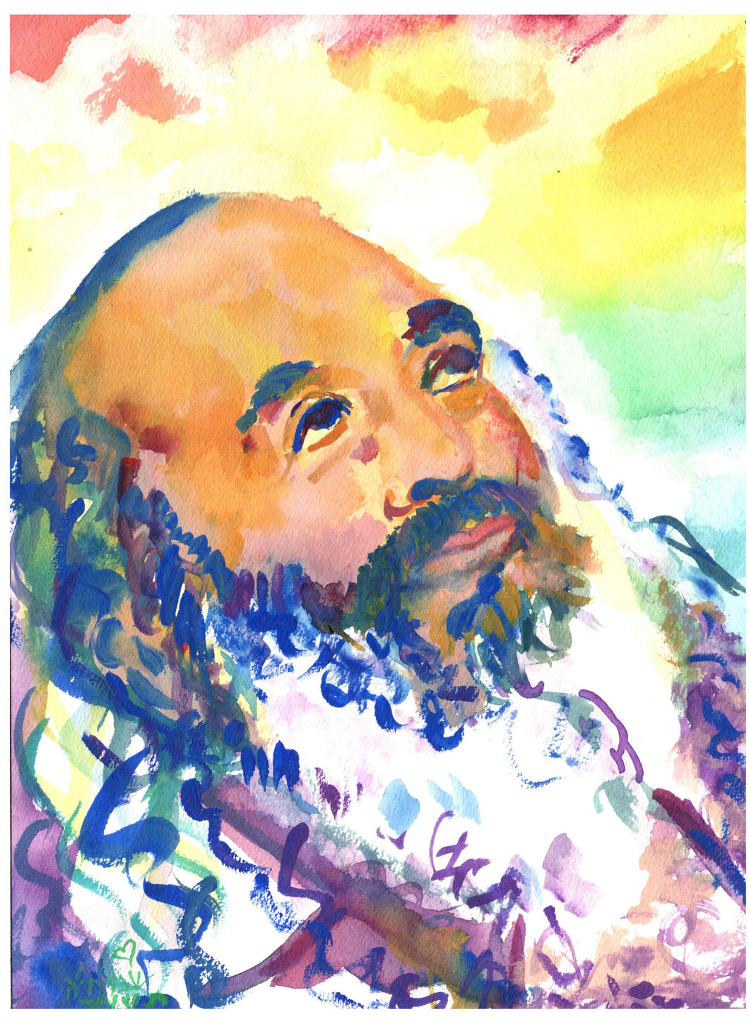 Shlomo Carlebach - Looking Up