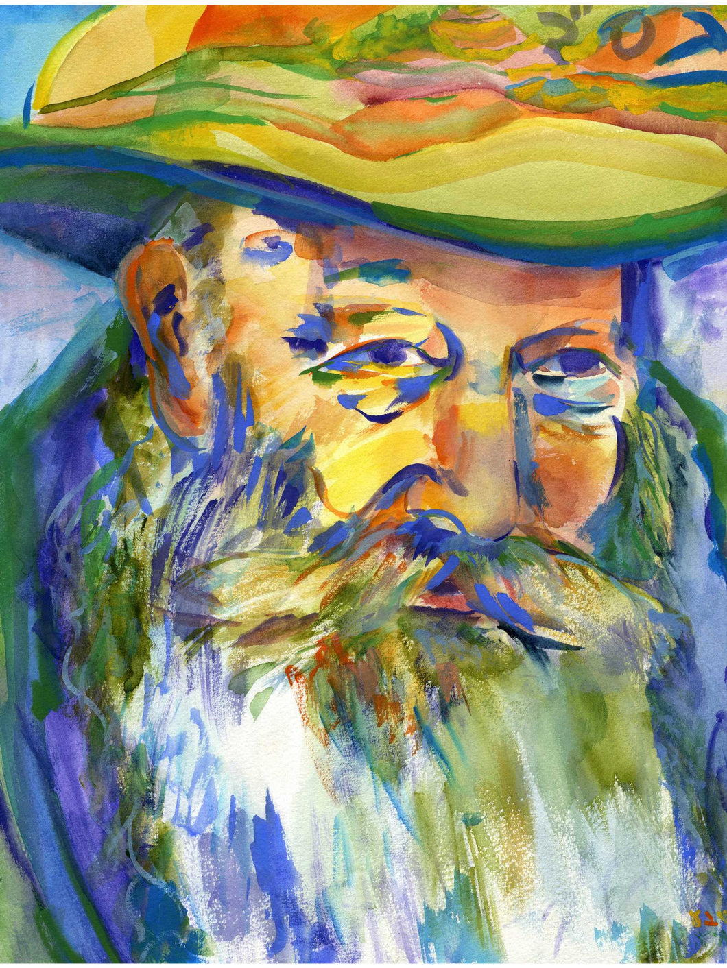 The Rebbe of Lubavitch