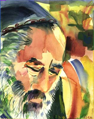 Shlomo Carlebach - In Prayer