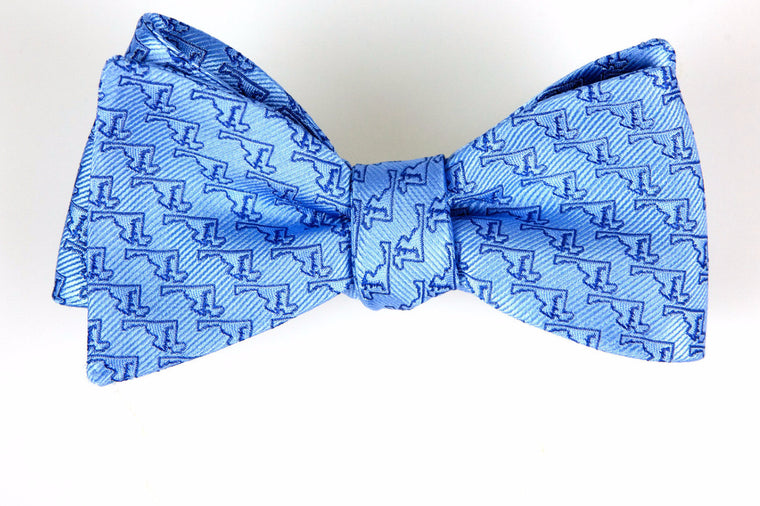 State of Maryland Bow Tie - State Collection