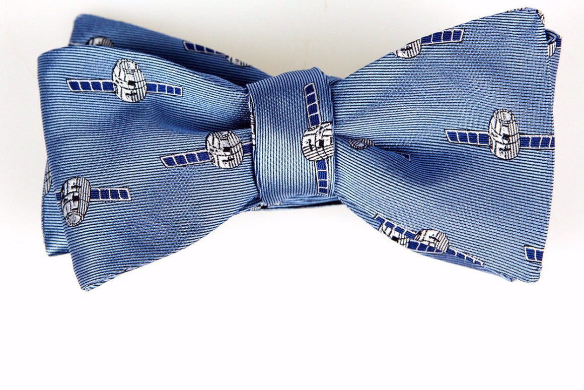 SpaceX Dragon Capsule Bow Tie - Space Collection