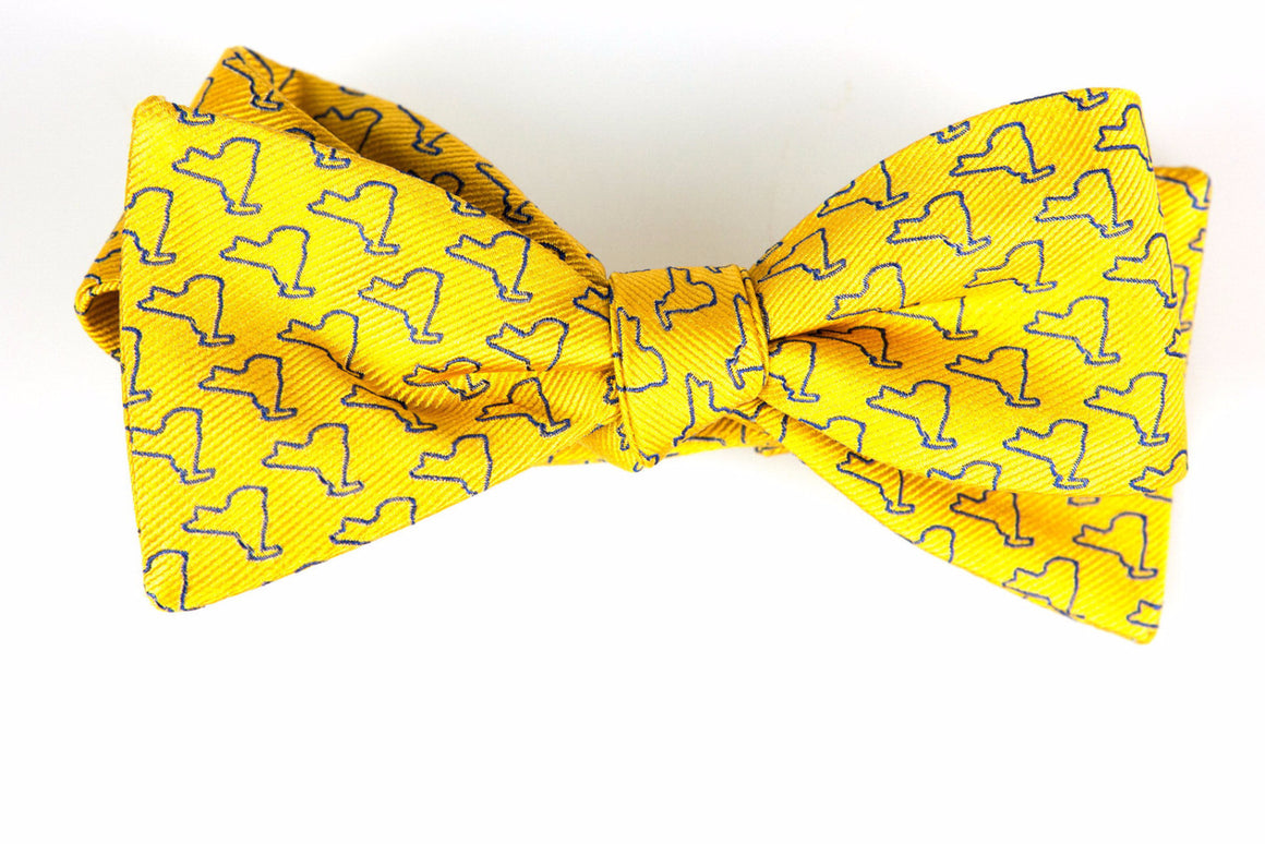 State of New York Bow Tie - State Collection