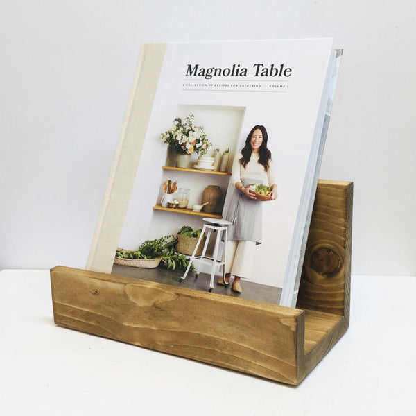 Cookbook Stand - Gallery360 Designs