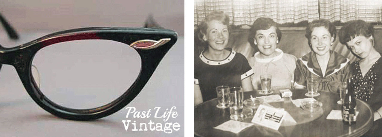 Vintage fashion accessories