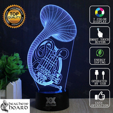 3D Novelty Lamp