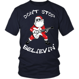 """Don't Stop Believin'"" Hoodies, Shirts & Tanks"