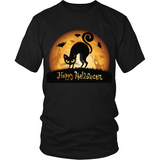 """Halloween Cat"" Shirts & Hoodies"