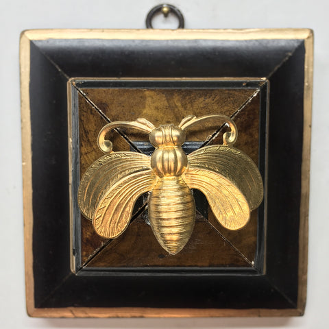 Wooden Frame with Deco Bee (4