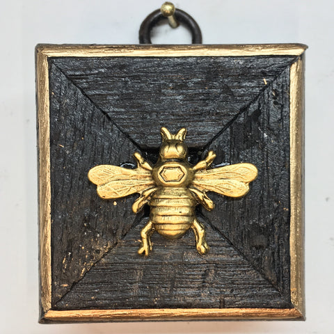 Bourbon Barrel Frame with Italian Bee (3