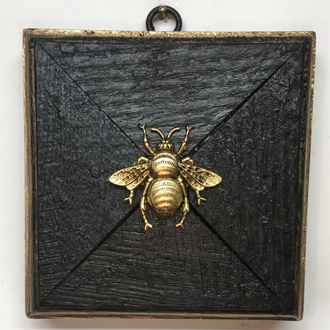 Bourbon Barrel Frame with Grande Bee (4.5