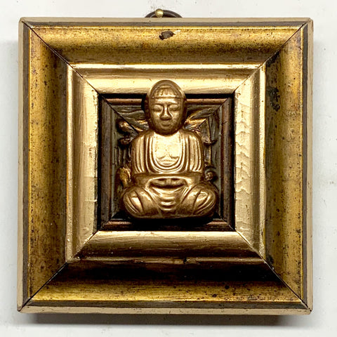 Gilt Frame with Buddha (3.5